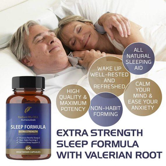 Sleep Formula Poster