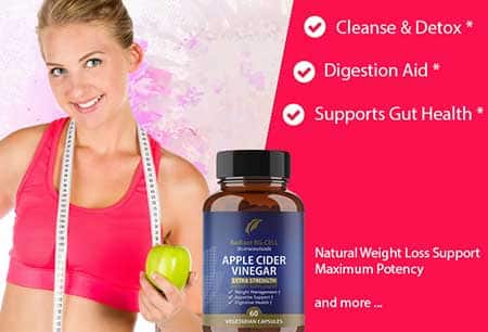 Apple Cider Vinegar Supplement