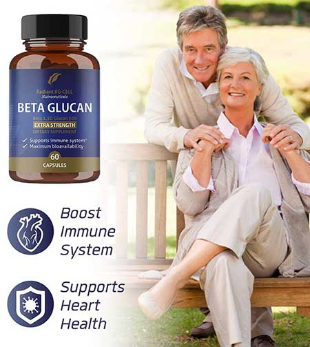 Beta Glucan Supplement